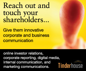 Tinderhouse investor relation solutions